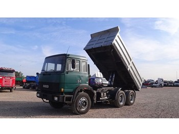 Kipper Iveco Turbostar 330 - 36 (BIG AXLE / STEEL SUSPENSION / WATER COOLED ENGINE)