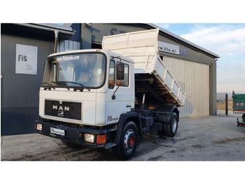 MAN 18.232 4X2 tipper - mech. pump - Kipper