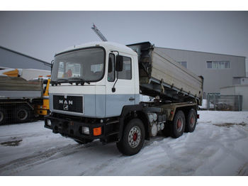 Kipper MAN 26.332 DF 6x4