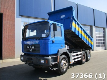 Kipper MAN 3341 DFA 6x4 Euro 2 Manual Full steel