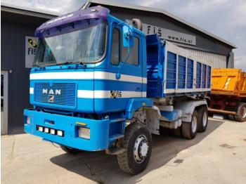 MAN 33.362 6X6 tipper - Kipper