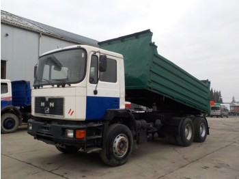 MAN 33.372 (BIG AXLE/ STEEL SUSP./ MANUAL PUMP) - Kipper