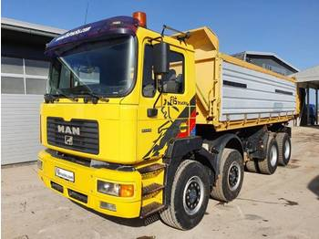 MAN 41.414 8X4 tipper - Kipper