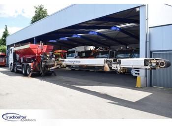 Kipper MAN TGA 32.460, Manuel, 8x4, Big axle, Truckcenter Apeldoorn