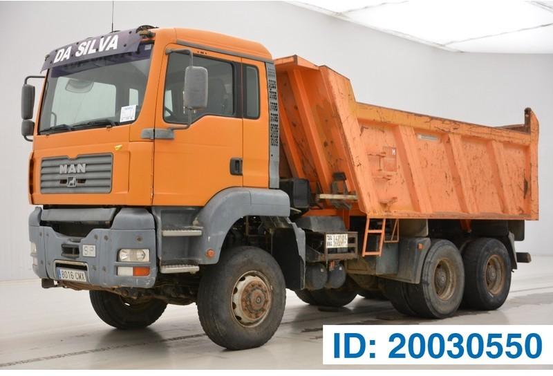 Kipper MAN TGA 33.363 - 6x6