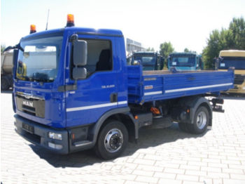 MAN TGL 12.220 Kipper E5 / Leasing - Kipper