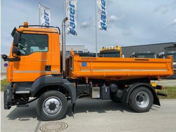 Kipper MAN TGM 13.290 4x4 Kipper/Winterdienst/13 KM/Neu