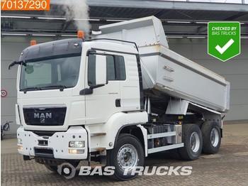 Kipper MAN TGS 26.540 6X4 PriTarder Big-Axle Steelsuspension Euro 5