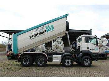 Kipper MAN TGS 32.420 8x4 /Euromix- Kipper / EURO 6