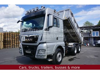 Kipper MAN TGX 26.500 LX BL 6x4 Meiller Bordmatic *Retarder