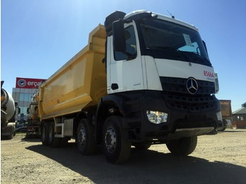 MERCEDES-BENZ 2017 4142 AROCS E6 8X4 AUTO HARDOX TIPPER 20 PCS AVAILABLE - Kipper