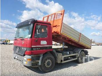 MERCEDES-BENZ ACTROS 1843 4x2 - Kipper