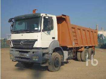 MERCEDES-BENZ AXOR 4140 6x4 - Kipper