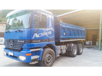 MERCEDES-BENZ Actros 3343 - Kipper