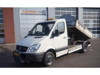 MERCEDES-BENZ SPRINTER 510 CDI kukás billencs - Kipper