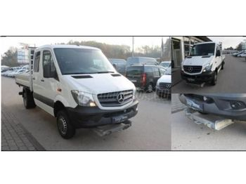 MERCEDES-BENZ SPRINTER 519 cdi 4x4 DOKA BILL - Kipper