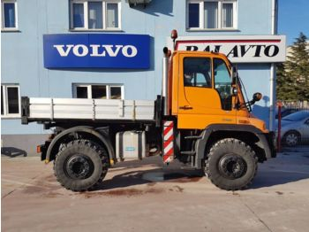 MERCEDES-BENZ Unimog U 405.102 - Kipper
