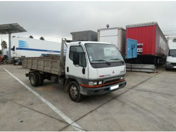 MITSUBISHI Canter FE649 Turbo left hand drive 3.9 diesel 3 way - Kipper