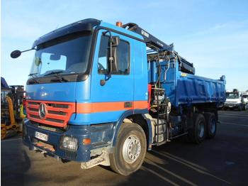 Kipper Mercedes Actros