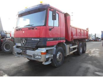 Mercedes Actros 3331 - Kipper