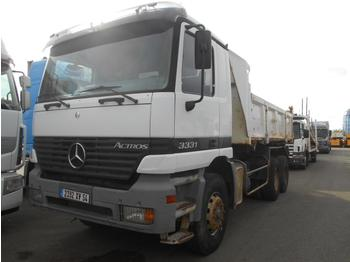 Kipper Mercedes Actros 3331