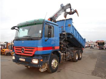 Kipper Mercedes Actros 3332