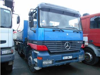 Kipper Mercedes Actros 3335