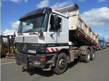Kipper Mercedes Actros 3335