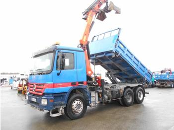 Kipper Mercedes Actros 3336