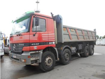 Kipper Mercedes Actros 4140