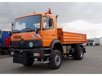Mercedes-Benz 1828 ATEGO 4X4 - Kipper