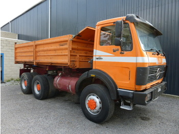 Mercedes-Benz 2632 6x6 pas 2628 2626 2629 GROS PONTS - Kipper