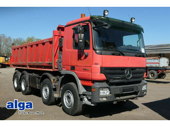 Kipper Mercedes-Benz 3246 Actros 8x4, 4146, AT-Motor, Bordmatik