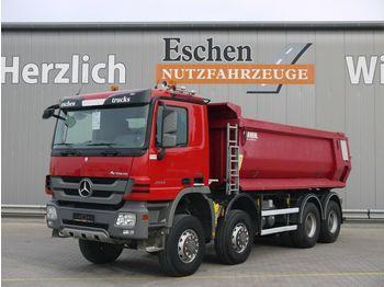 Kipper Mercedes-Benz 4144 AK 8x8 MP3 Carnehl Muldenkipper, EUR5