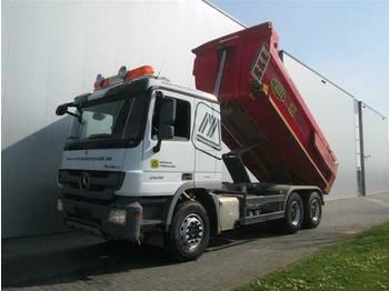 Kipper Mercedes-Benz ACTROS 2636 6X4 FULL STEEL HUB REDUCTION EURO 5