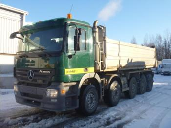 Mercedes Benz ACTROS 4448 10X4 - Kipper