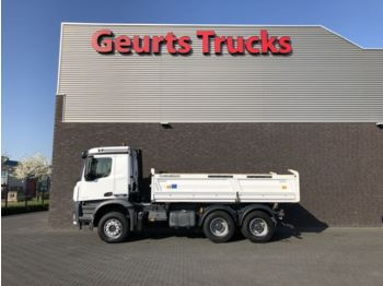 Mercedes-Benz AROCS 2640 LK 6X4 KIPPERS 4X IN STOCK  - Kipper