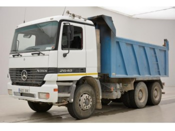 Kipper Mercedes-Benz Actros 2640K