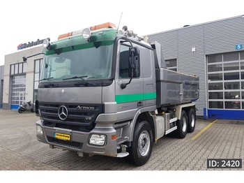 Mercedes-Benz Actros 2655 Day Cab, Euro 4, Intarder - Kipper