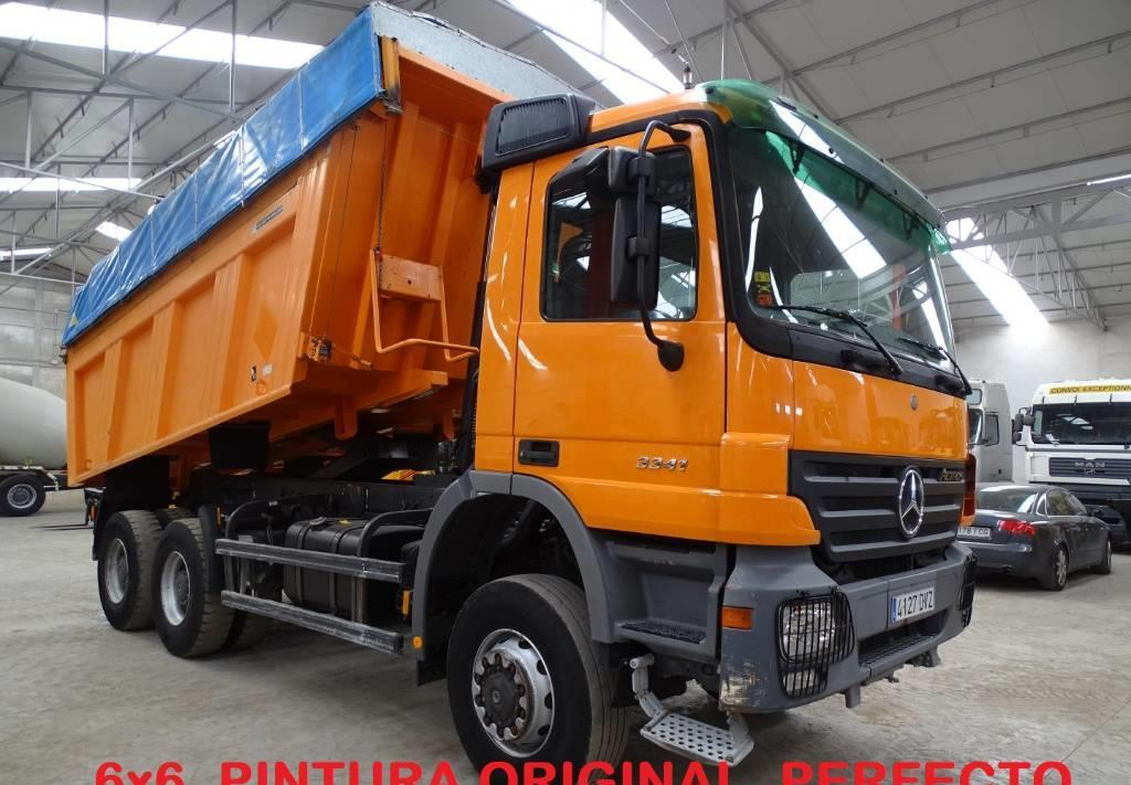 Kipper Mercedes-Benz Actros 3341