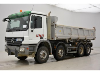 Mercedes-Benz Actros 4141 - 8x4 - Kipper