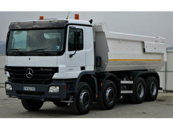 Mercedes-Benz Actros 4141 *Kipper  * 8x4 * Top Zustand!  - Kipper