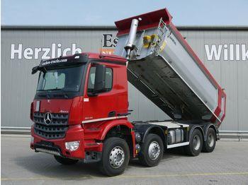 Kipper Mercedes-Benz Arocs 3243 8x4 Carnehl Hardox Mulde, Blatt/Blatt