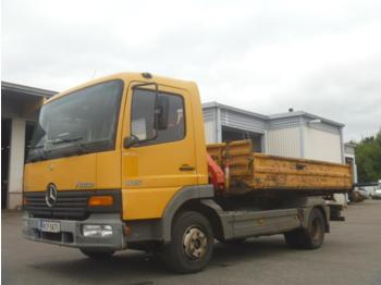Mercedes Benz Ateco 815 k 4x2 - Kipper
