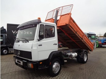 Kipper Mercedes-Benz Ecoliner 1114 + Manual + PTO + Kipper