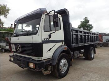 Mercedes Benz MB 1722K(4X2) KIPPER - Kipper