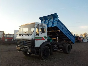 Kipper Mercedes-Benz SK 1619 (FULL STEEL SUSPENSION)