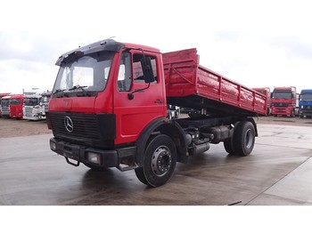 Kipper Mercedes-Benz SK 1620 (FULL STEEL SUSPENSION / SUSPENSION LAMES)