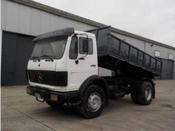 Mercedes-Benz SK 1625 (BIG AXLE/ STEEL SUSP./ V8) - Kipper