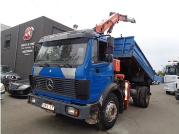 Mercedes-Benz SK 1722 atlas 80.1 - Kipper